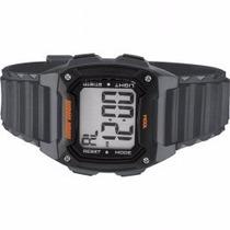 Relógio Mormaii Masculino Wave Digital Moy1516/8l Wr 100m/