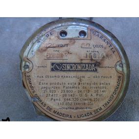 Campainha Antiga Som Tipo Cigarra Eletrônica---magrão