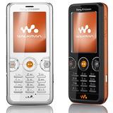 Celular Sony Ericsson W610i Cám 2 Mpx Java Sms Mp3 Radio Fm