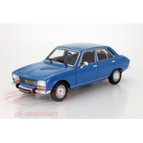 Peugeot 504 (1975) 1/18 By Welly