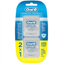 Fio Dental Oral-b Pro-saúde 25m - Leve 2 E Pague 1