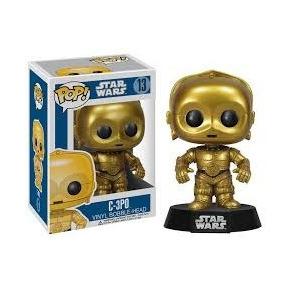 Star Wars C3po - Boneco Pop Funko #13