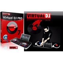 Virtual Dj 7.4, Sofware,con Licencia Para Dj Hecer Tus Mix