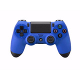Control Ps4 Azul Sony Dualshock Ps4 Azul Original Nuevo