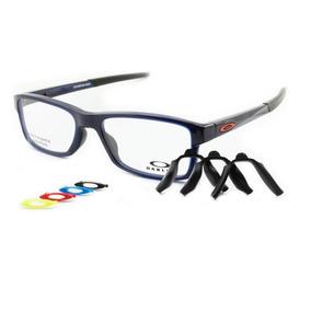 d823b7351 Armação Óculos De Grau Oakley Oph. Chamfer Mnp Ox8089 04 54