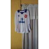 Camiseta Retro U De Chile