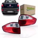 Lanterna Traseira Fiat Strada 2014 2015 2016 2017 Original