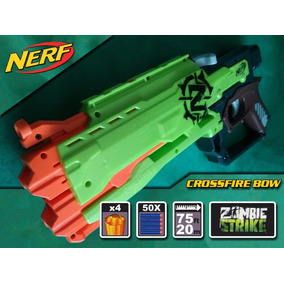 Nerf Crossfire Bow + 50 Dardos