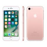 Apple Iphone 7 De 128 Gb Desbloqueado E 4g Cel Original