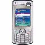 Celular Desbloq Nokia N70 Prata C/ Câm 2mp, Mp3 ,fm