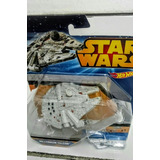 Millennium Falcón Star Wars Hot Wheels