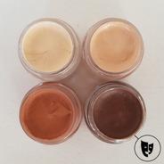 Base Cremosa Maquillaje Titi Pote 15gr - Piel 4/mulato