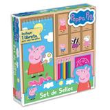 Set De Sellos Peppa Pig