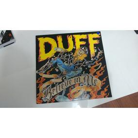 Duff Mckagan - Believe In Me 1993 Disco