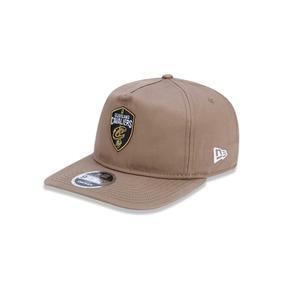 Bone Golfer Cleveland Cavaliers Nba Aba Curva Kaki New Era a7454315db0