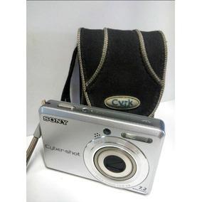 Camara Digital Sony Dsc-s730 Con Bolso