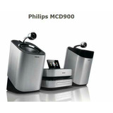 Microcine Philips Mcd 900 P/ Audiofilos