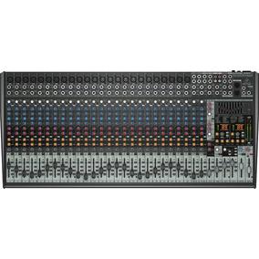 Consola 32 Canales Behringer Eurodesk Sx3242fx Eq Fx