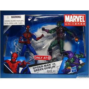 Spider Man Vs Duende Verde - Green Globin - Movie - Toy Biz