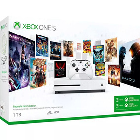 Xbox One S , 1tb + Game Pass 3 Meses + Live 3 Meses X1s