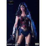 Wonder Woman Iron Studios Batman Vs Super Man Dc Comics