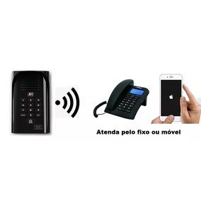 Interfone Coletivo Sem Fio Capacidade De Até 100 Ramais