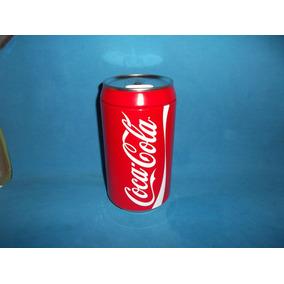 Alcancia Lamina De Coca Cola Producto Oficial 22cms + Regalo