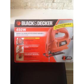 Sierra Caladora Black&decker
