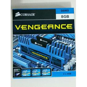 Memorias Ram Corsair Vengeance 2x4gb Ddr3 1600mhz