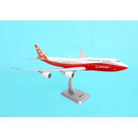 Boeing 747-8 Intercont *rollout Hogan 1:200 C/trem Pouso