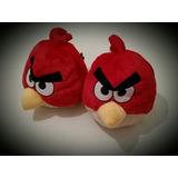Angry Birds Grandes Peluches Almohadones