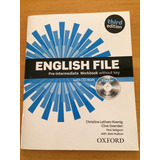 English File Pre-intermediate Workbook + Cd Rom 3edi