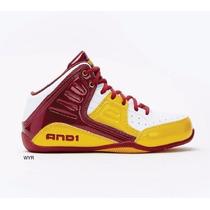 Zapatillas And1 Basket - Rocket 4 Jrs . Mercadoenvíos