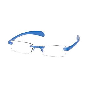 Lentes Gafas Lectura Optica B+d Fly Reader Azul +2.00