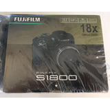 Cámara Fujifilm Finepix S 1800, 12.2 Megapixeles ¡nueva!