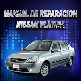 Manual De Reparacion Platina( Español Formato Digital)