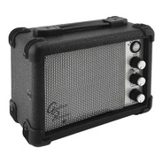 Amplificador Para Guitarra Portatil Con Distorsion Premium
