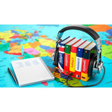Audio Cursos De Idiomas (audios Mp3 + Libros Pdf)