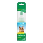 Tropiclean Fresh Breath Gel Para Gatos (59ml) Direto Dos Eua