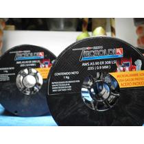 Micro Alambre Solido Acero Inoxidable -309 .035