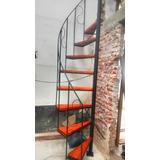 Escaleras Caracol Interior Y Exterior 3900mt