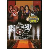 Dvd Rbd Tour Celestial 2007 Hecho En Espanha Duplo Semi Novo