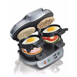 Sanduchera Hamilton Beach 25490a Dual Breakfast Sandwich