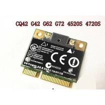 Mini Pci Wifi Realtek Rtl8191se Do Hp G42 Cq42-214br Nfe