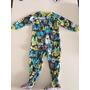 Pijama Carters Niño Micro Polar Talla 3t