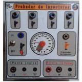 Maquina Limpia Prueba Inyector + Punta Lógica + Cursos
