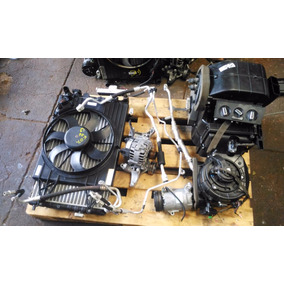 Kit Ar Condicionado Fox Crossfox Spacefox 10 A 17 Original