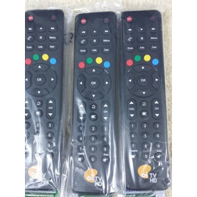 Controle Remoto Oi Tv Maistv Hd Etrs35 Mxt Original + Pilha