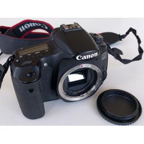 Canon 60d +2 Baterias + Cargador + Correa