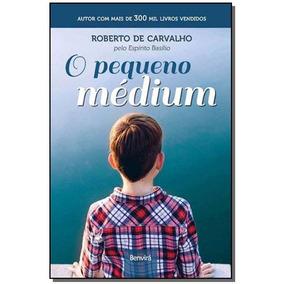 Livro - Pequeno Medium, O
